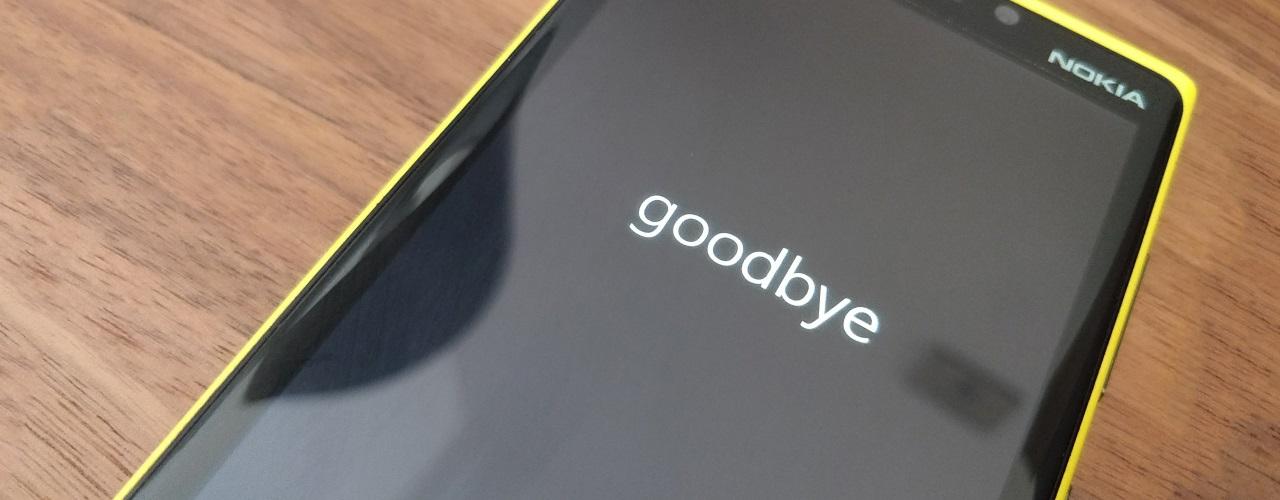 Sau tất cả Microsoft cũng ngầm thừa nhận Windows Phone đã chết