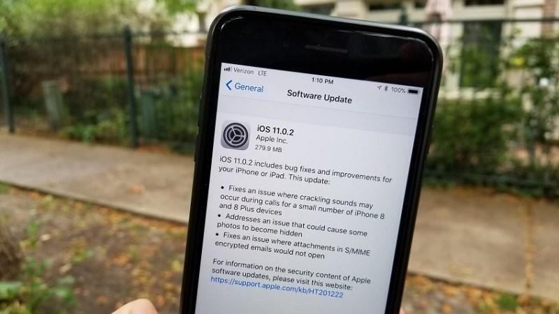 Cách xoá thông báo cập nhật iOS mới