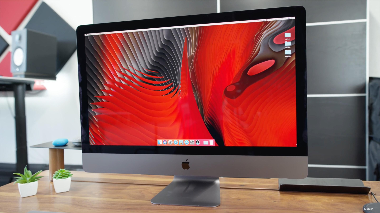 Hình ảnh iMac Pro, sự thay thế hợp lý dành cho Mac Pro