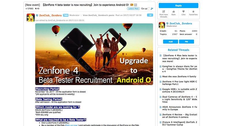 Trải nghiệm phiên bản Android thử nghiệm với chương trình Android Beta