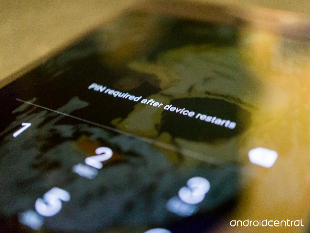 Cách bảo vệ dữ liệu điện thoại Android an toàn