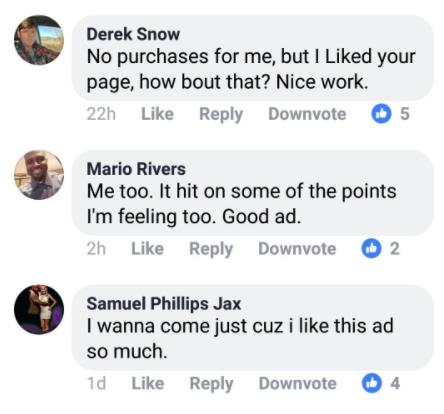 """Facebook thử nghiệm tính năng """"downvote"""" để gắn cờ các bình luận sai phạm."""
