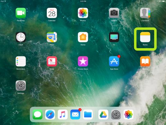 Hướng dẫn chia đôi màn hình iPad sử dụng đa nhiệm tren iOS 11