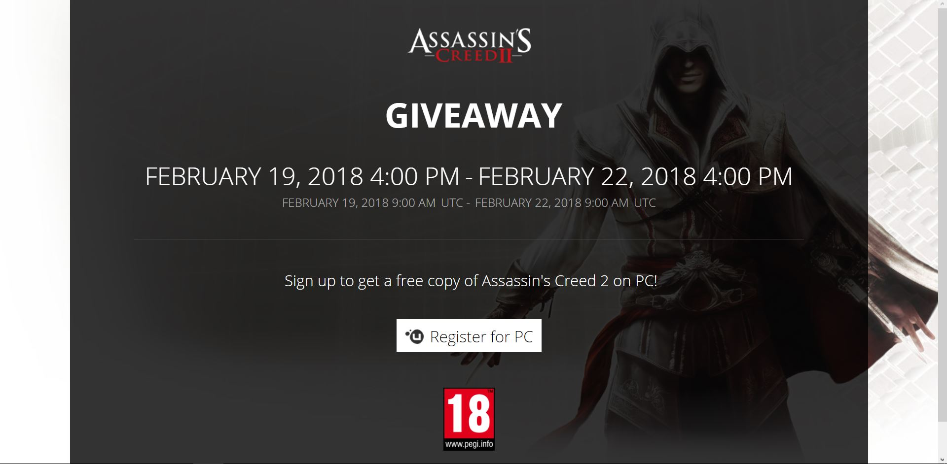 Nhanh tay sở hữu miễn phí 3 tựa game Trials Fusion, Assassin's Creed II và Might & Magic Heroes VII từ Ubisoft