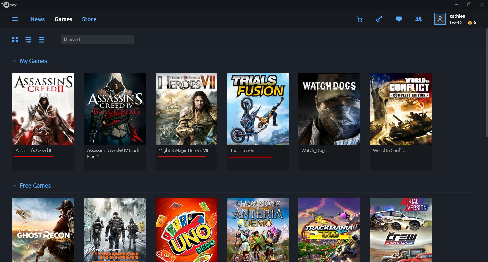 Nhanh tay sở hữu miễn phí 3 tựa game cực hay Trials Fusion, Assassin's Creed II và Might & Magic Heroes VII từ Ubisoft