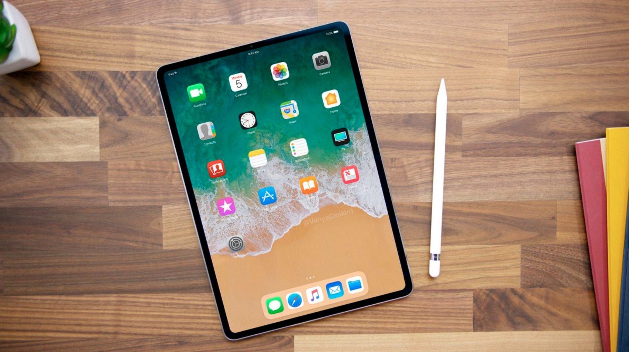 Báo cáo từ Trung Quốc dự kiến iPad Pro phiên bản 11-inch sẽ xuất hiện tại WWDC năm nay