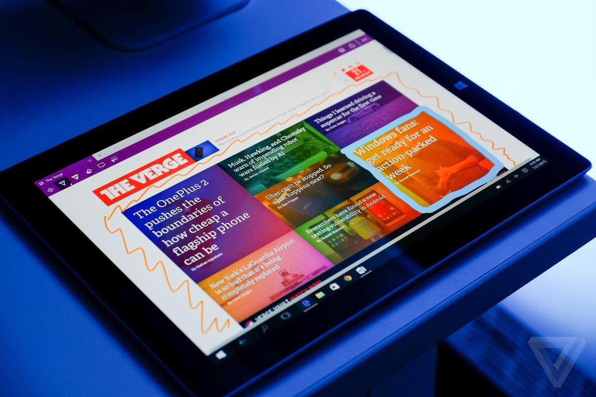 Tương lai của Microsoft Windows là các chế độ thông minh cho phần cứng thông minh