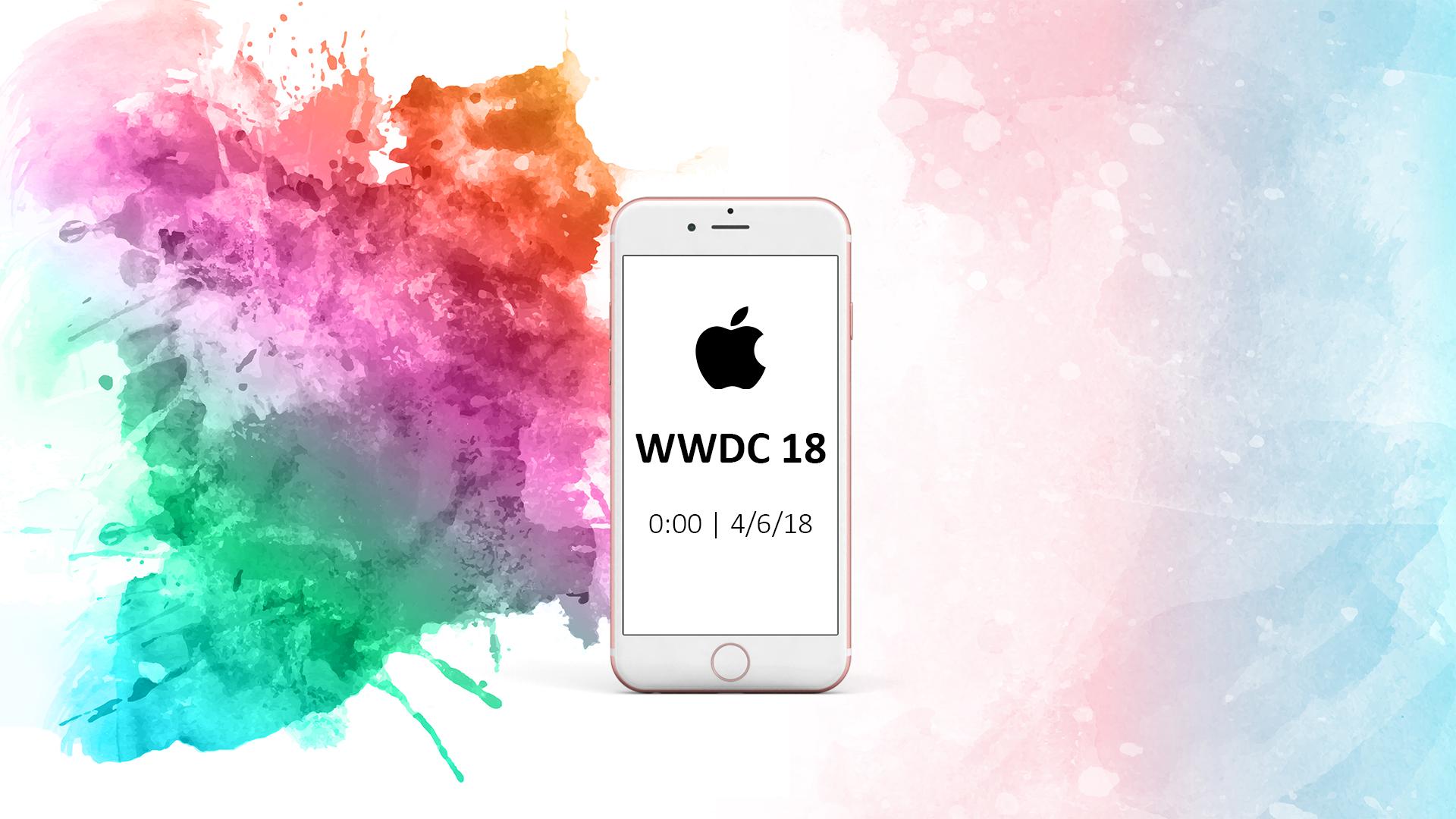 Apple bắt đầu cho phép đăng kí và tuyên bố khởi động WWDC 2018 vào ngày 4/6