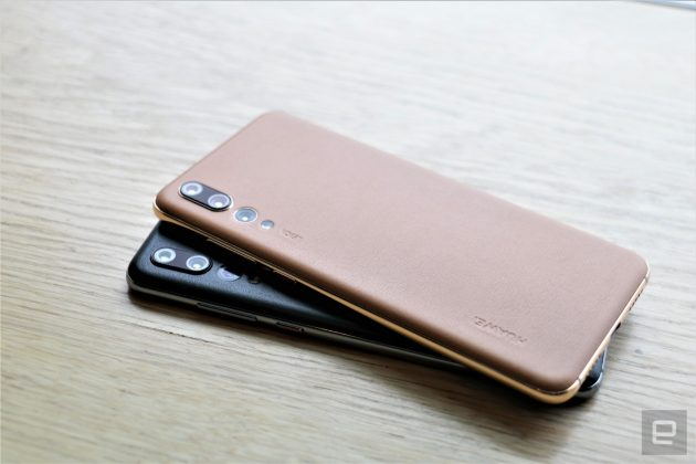 Huawei P20 Pro bổ sung thêm nhiều tùy chọn màu mới