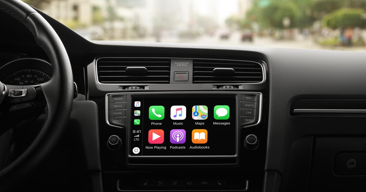 Google Maps trên Apple CarPlay sẽ trông như thế nào?