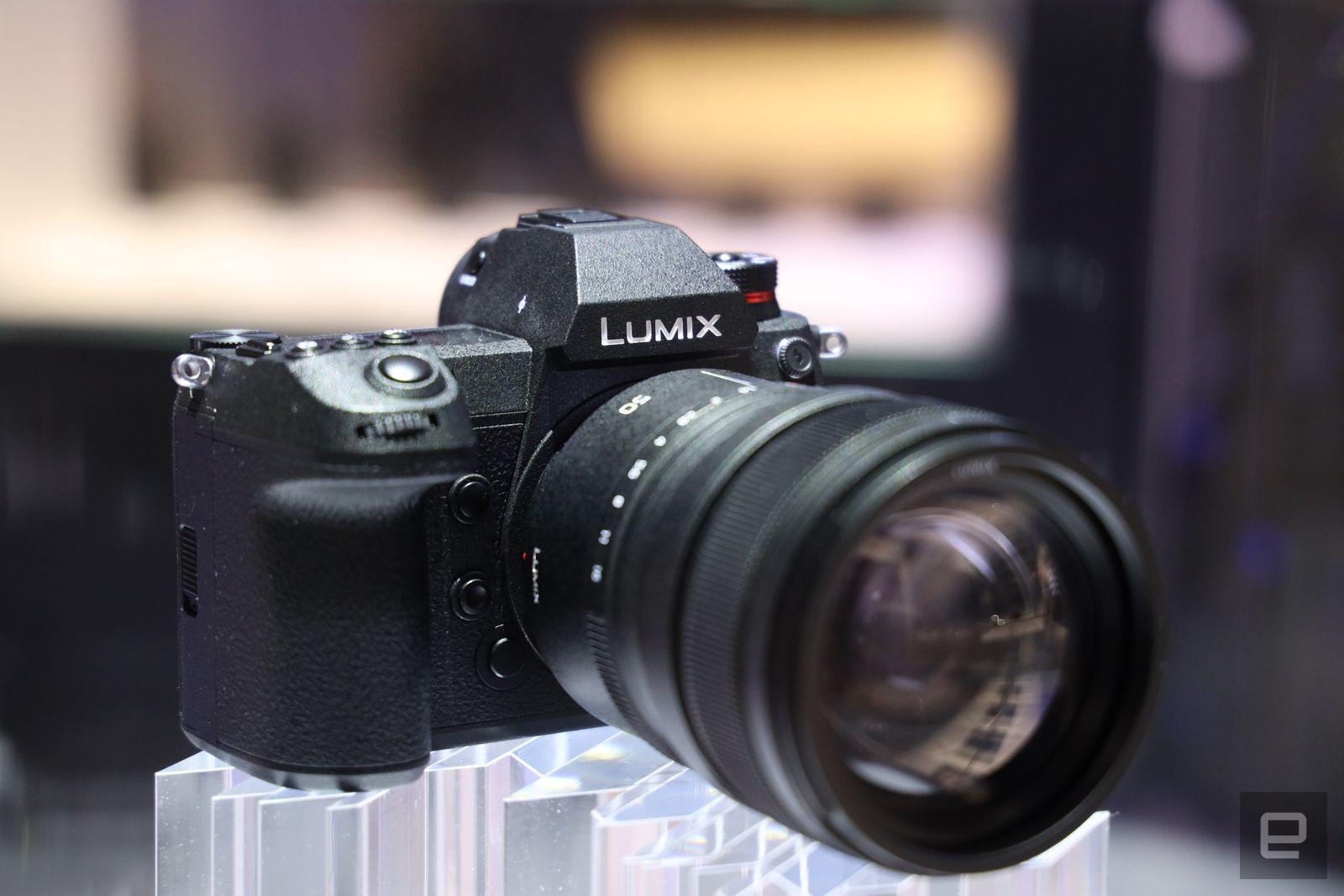 foto su pc da lumix