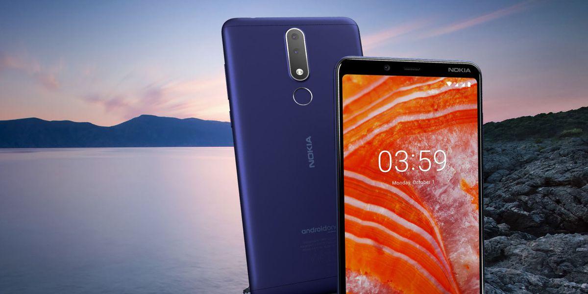 Nokia 3.1 Plus bản nâng cấp khắc phục nhiều nhiều điểm yếu trên Nokia 3.1