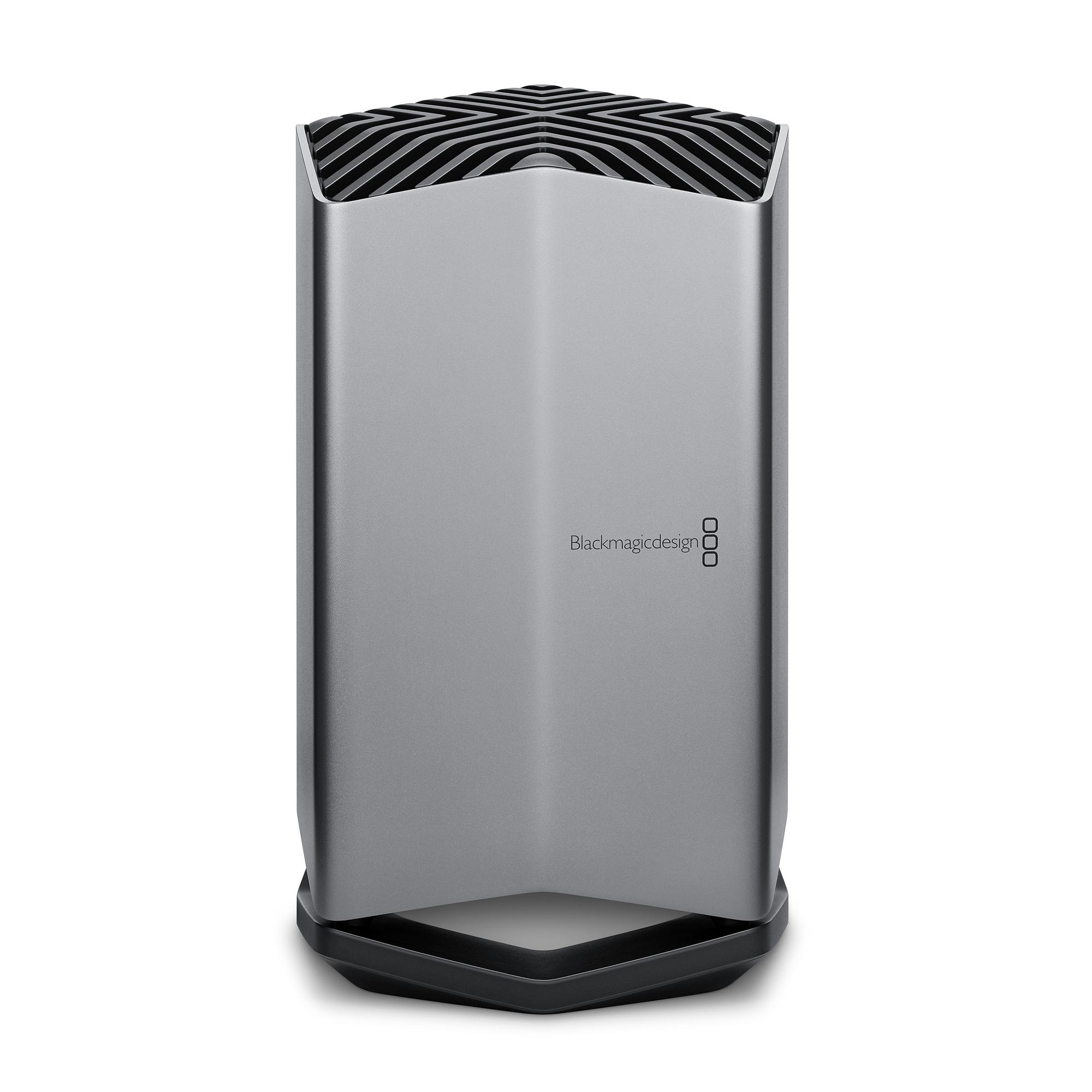 Blackmagic eGPU Pro: Giá gấp đôi, sử dụng Radeon RX Vega 56