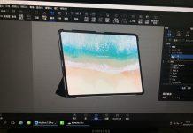 Rò rỉ hình ảnh đầy đủ của iPad Pro 2018 màn hình siêu mỏng,...