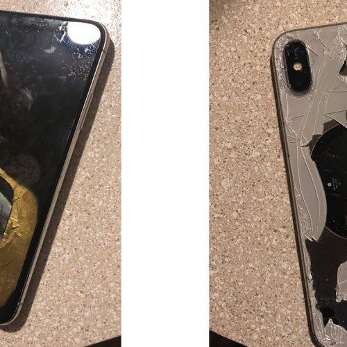 iPhone X phát nổ sau khi cập nhật iOS 12.1 và phản hồi của Apple