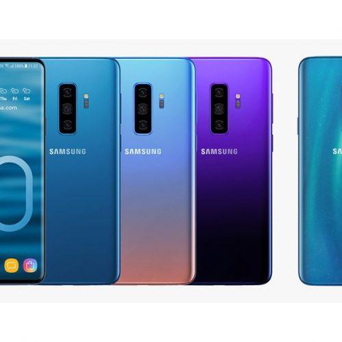 Dự kiến thời gian ra mắt Galaxy S10 và điện thoại màn hình gập của Samsung