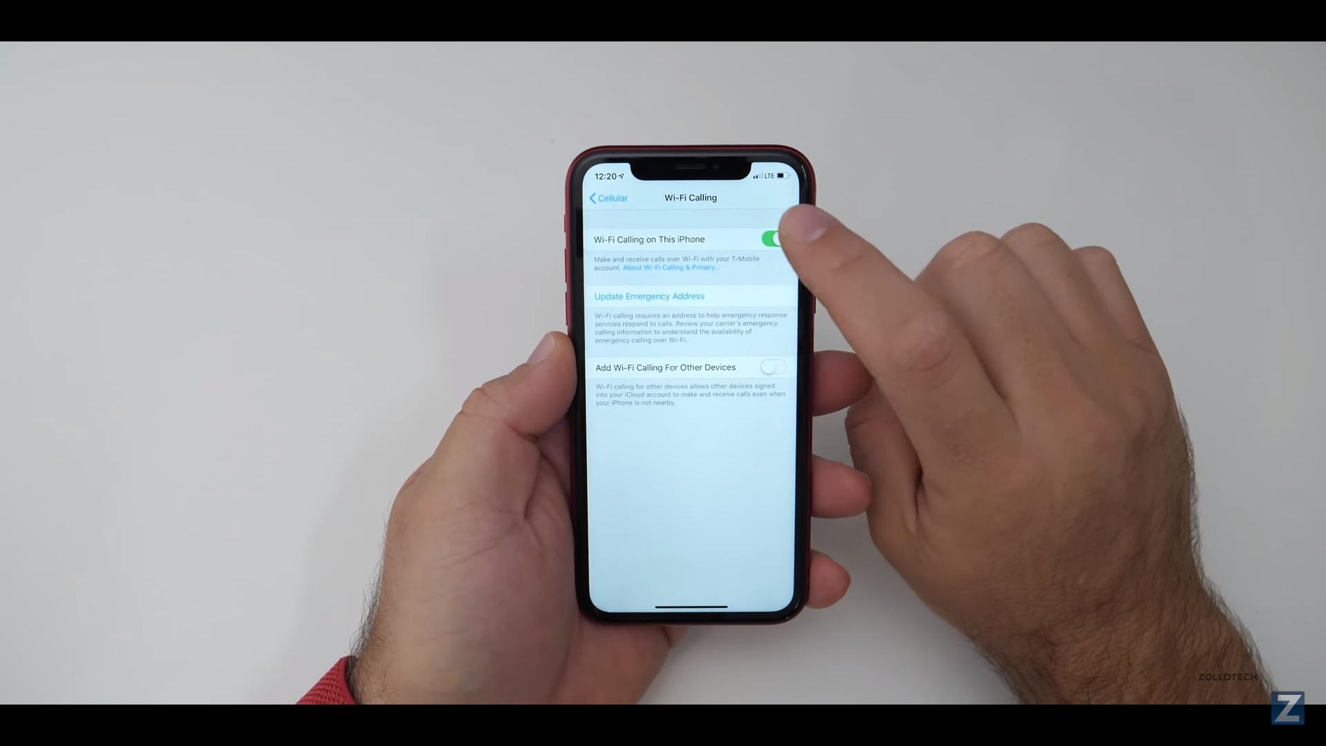 khắc phục lỗi trên iOS 12.1.2