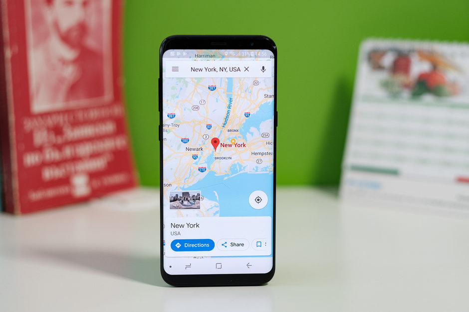 google maps tích hợp trợ lý ảo