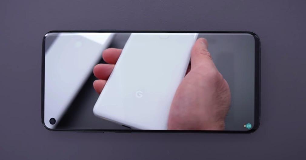 Thiết kế toàn màn hình tuyệt đẹp của Galaxy S10 trong hình ảnh render mới