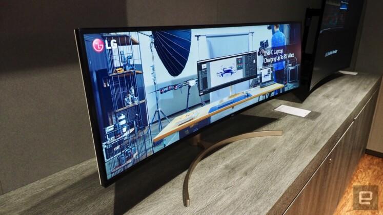 LG ra mắt màn hình ultrawide 49 inch cùng 2 mẫu màn hình chơi game UltraGear