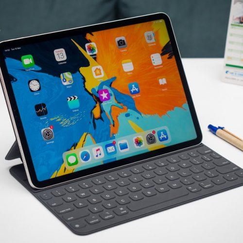 khuyết điểm của ipad pro 2018