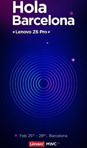 MWC 2019 Lenovo mang đến một điện thoại mới với 12GB RAM?