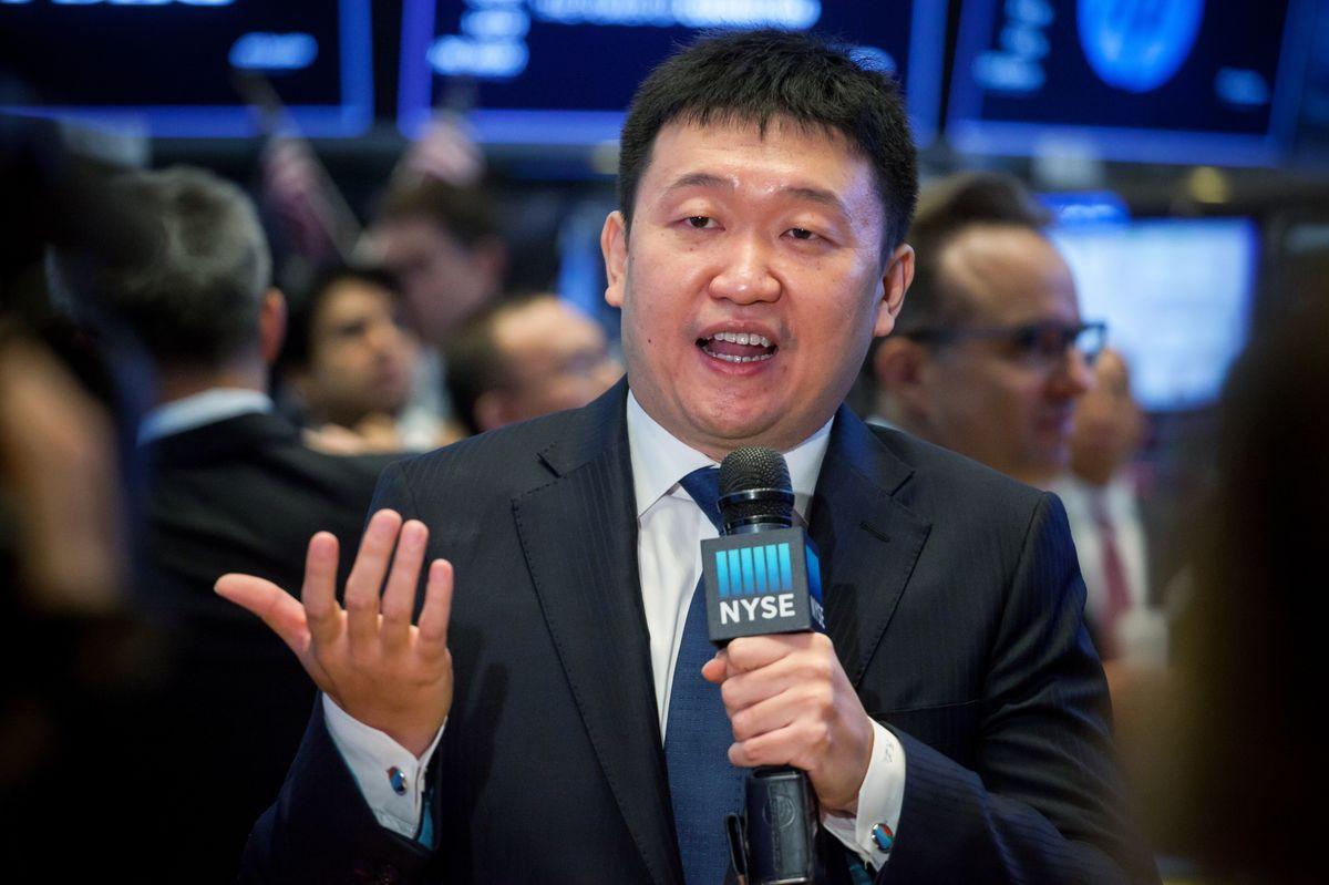 tỷ phú Forrest Li