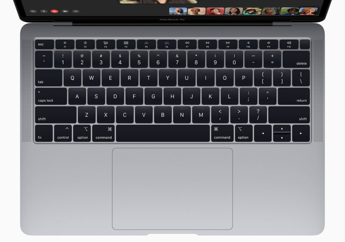 bàn phím cánh bướm của macbook