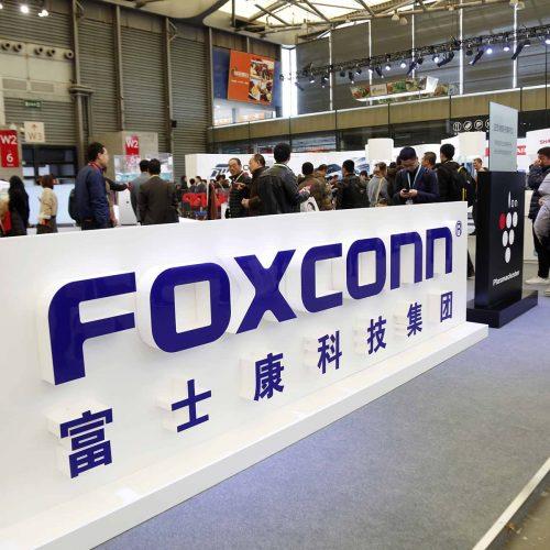 Foxconn mở nhà máy sản xuất tại Ấn Độ