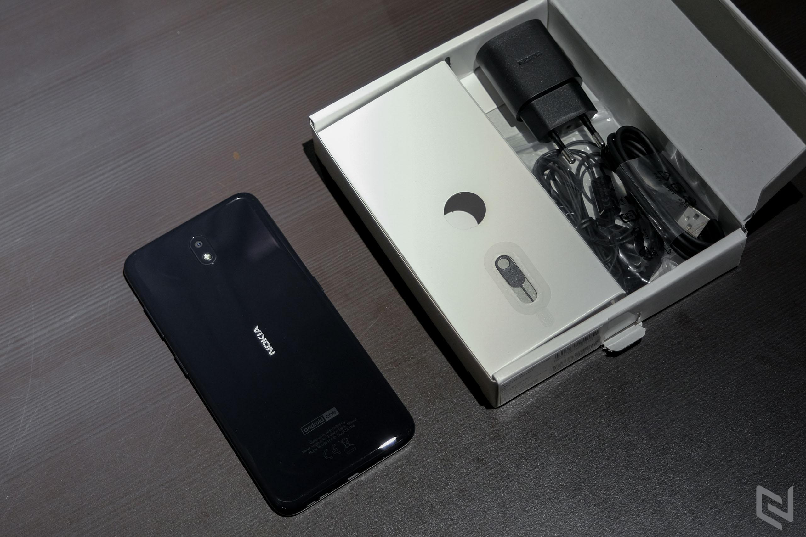 Đánh giá Nokia 3.2