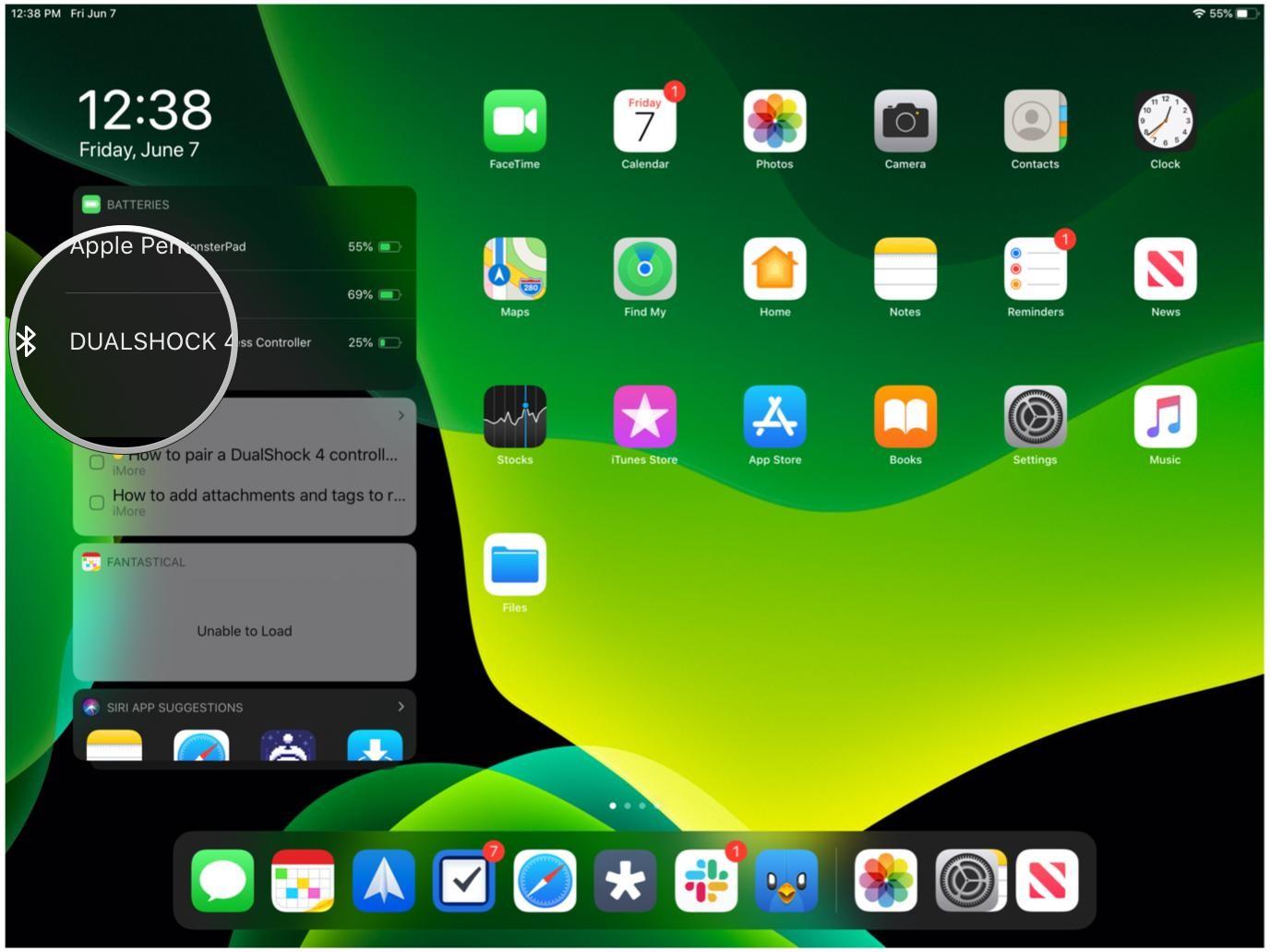 cách kết nối dualshock 4 với iOS 13