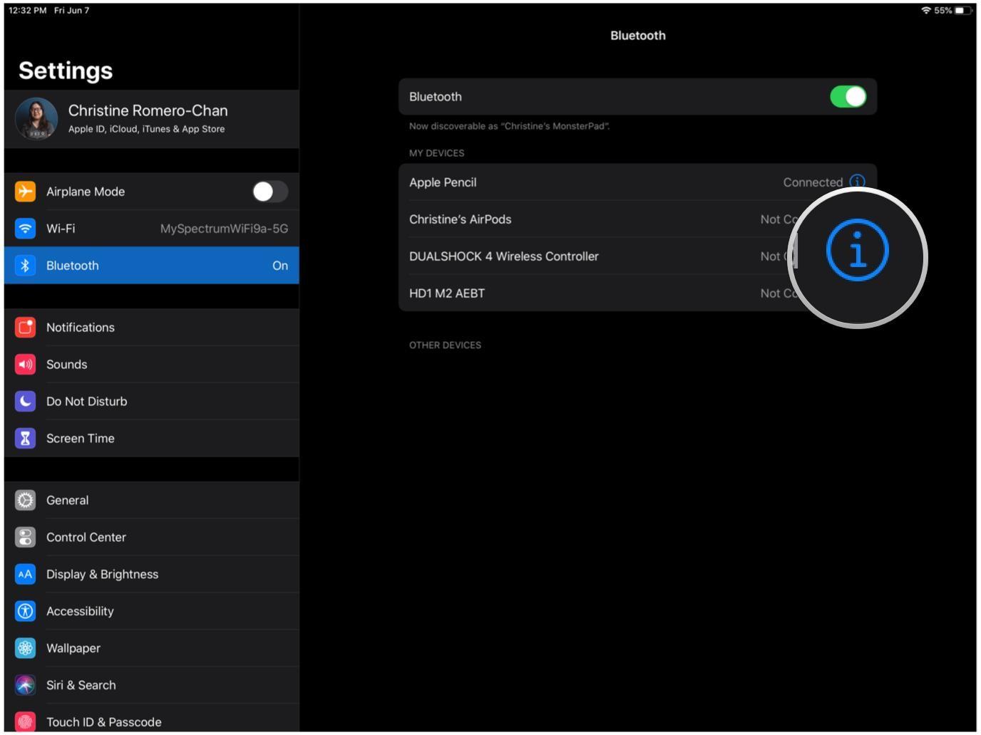 cách hủy kết nối dualshock 4 với iOS 13
