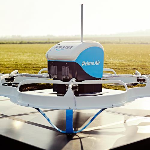 drone giao hàng của amazon