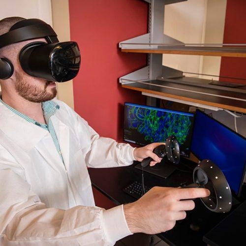 ứng dụng VR vào y học