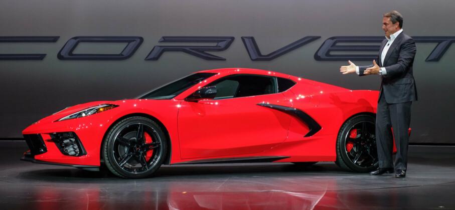 2020 Corvette Stingray