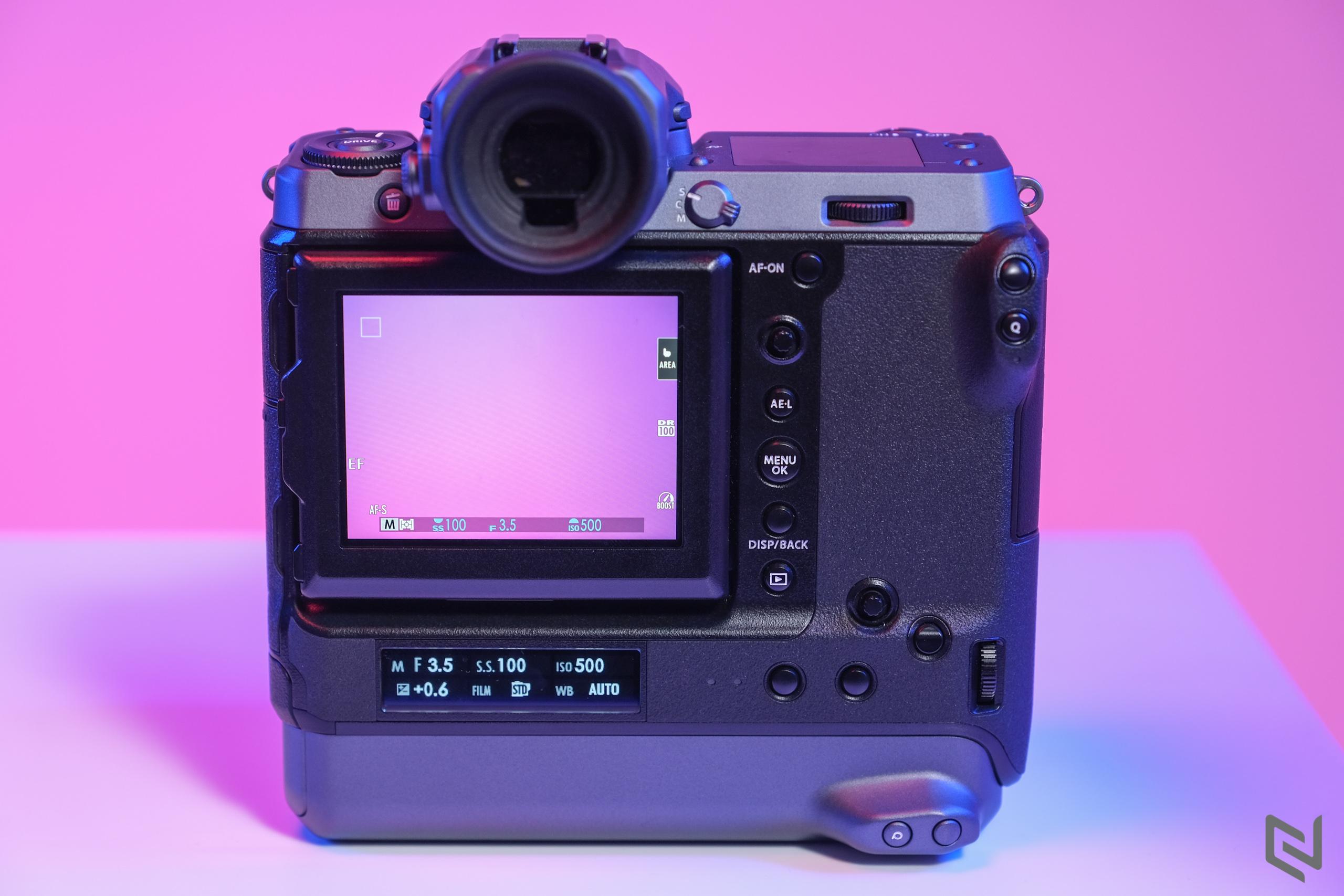 Fujifilm GFX 100 Congngheviet