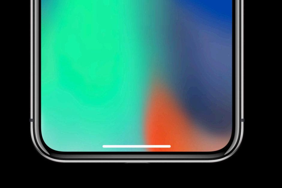 cử chỉ điều hướng trên iPhone