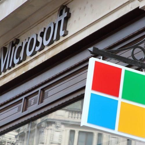 báo cáo tài chính của microsoft