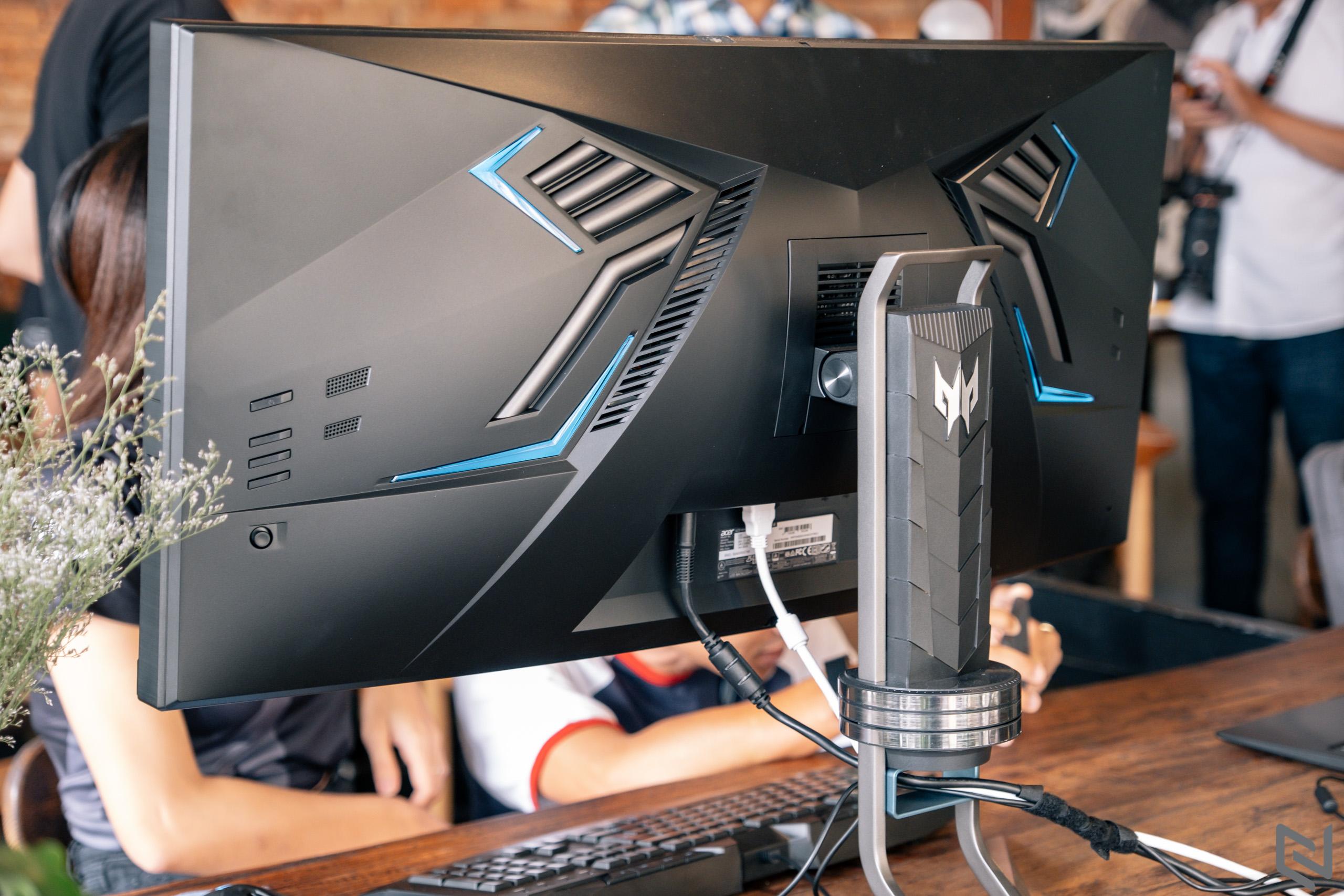 Trên tay Predator X35, màn hình chơi game xịn nhất của Acer