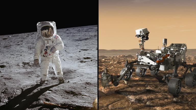 NASA phóng tàu vũ trụ khám phá sao hỏa