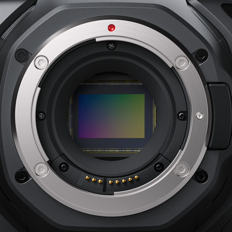 camera Pocket Cinema 6K