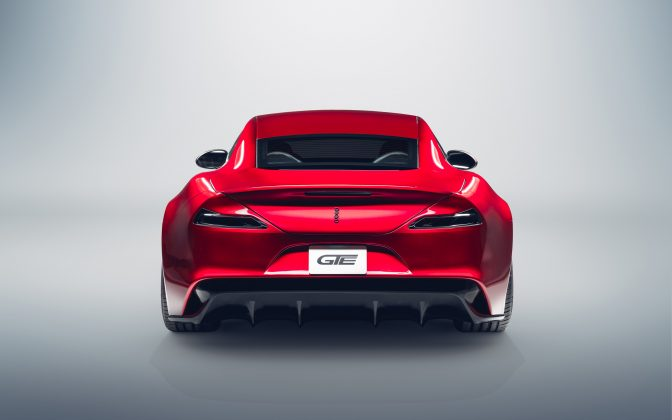 Drako GTE