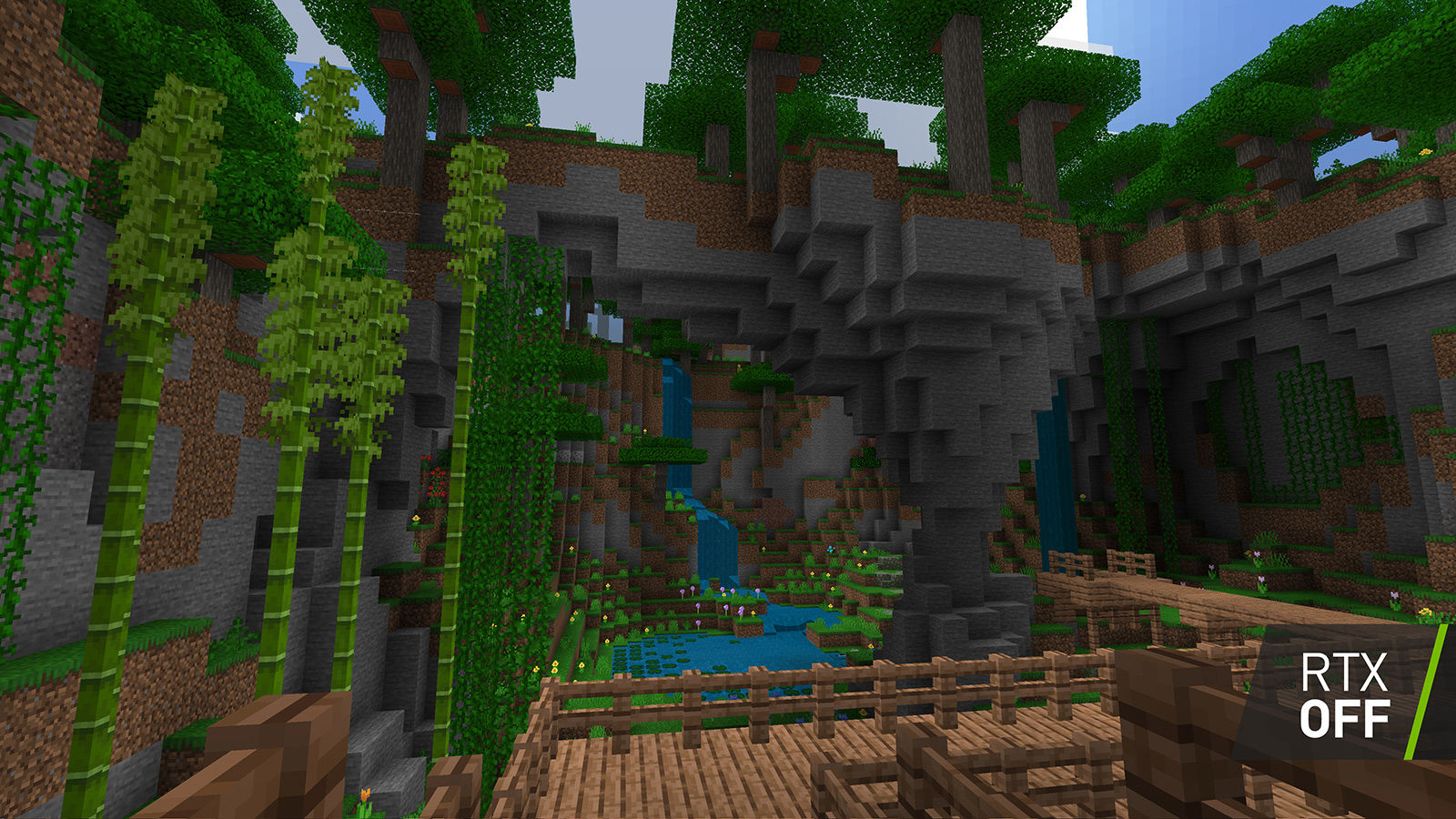 ray-tracing trong Minecraft