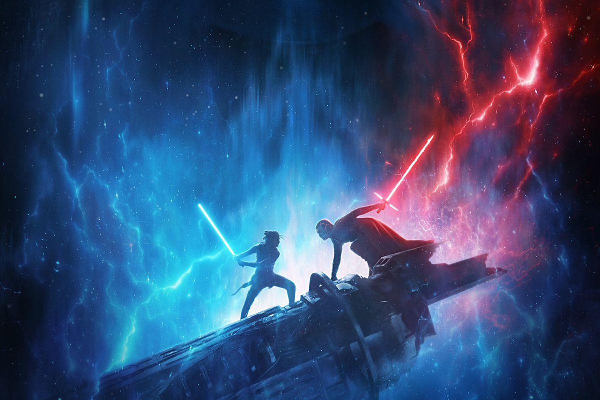 Kết quả hình ảnh cho Star Wars: The Rise of Skywalker phim