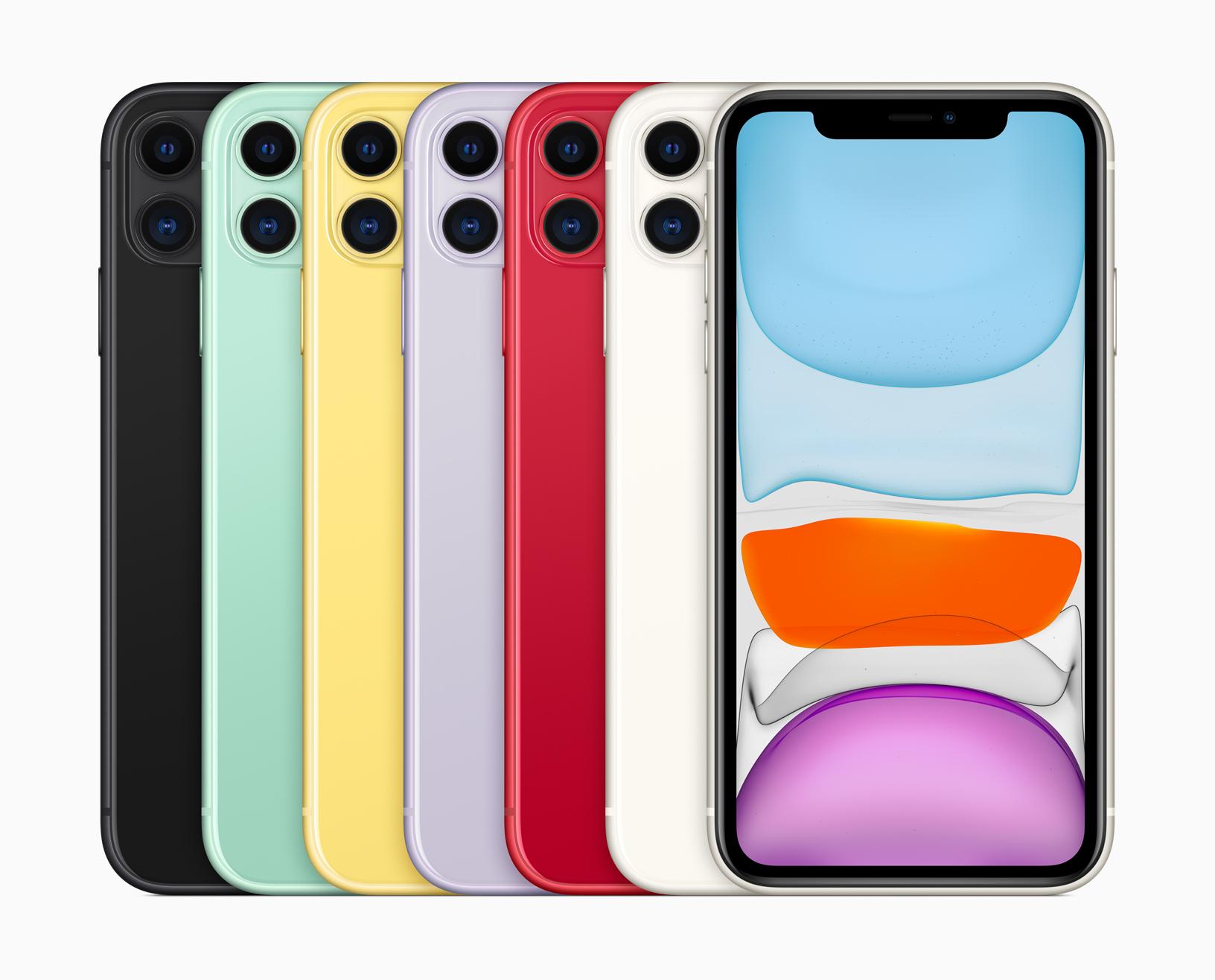 iPhone 11 64G mới 100%