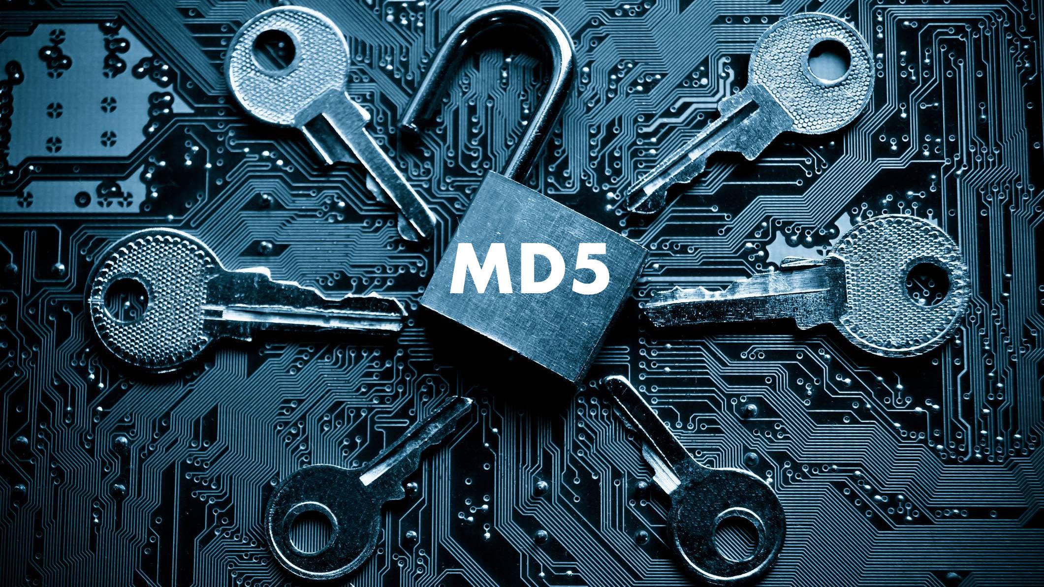 Bạn có biết mã MD5 là gì và nó có ứng dụng gì trong bảo mật hay không?