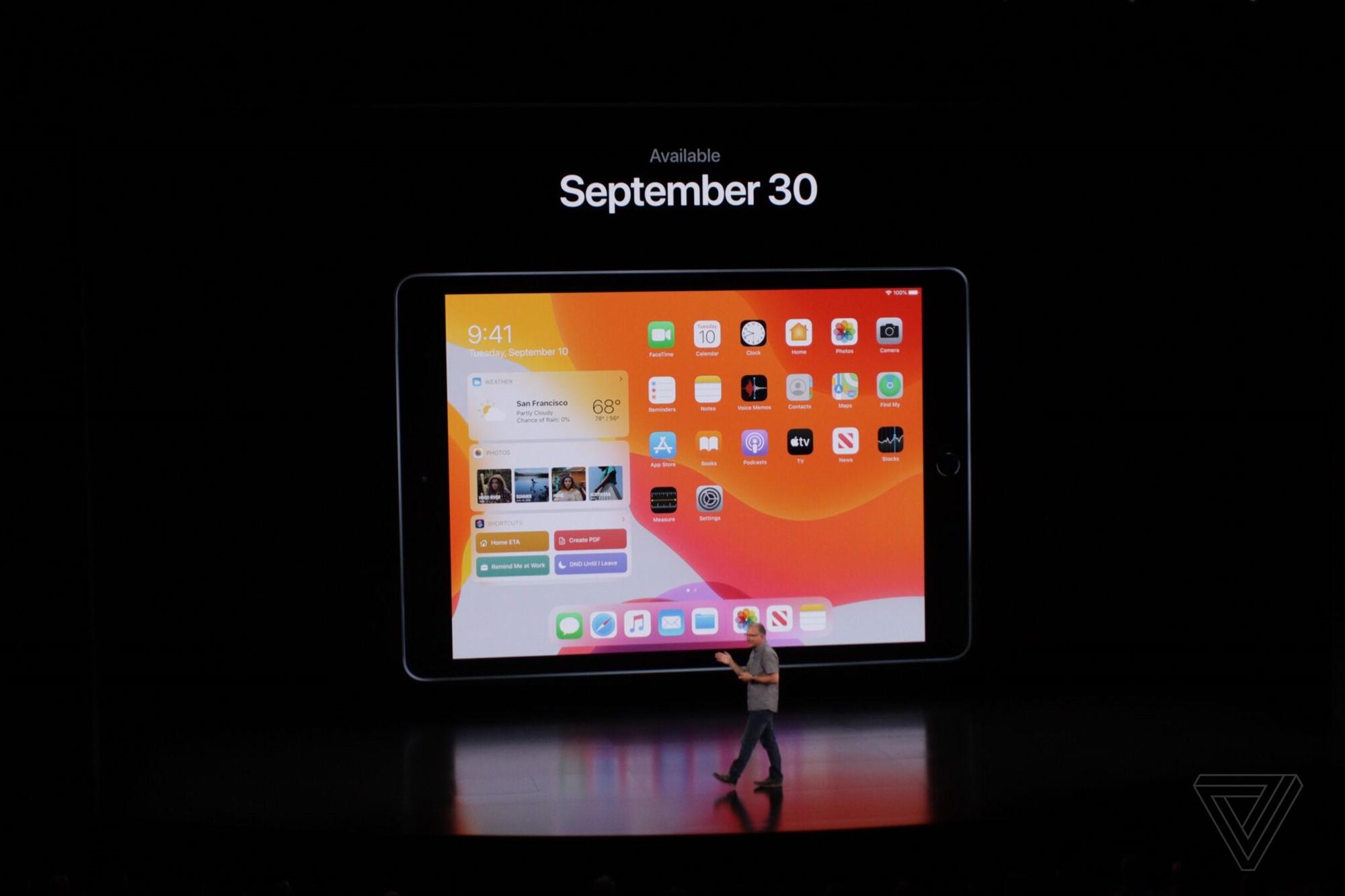 iPad thế thệ thứ 7