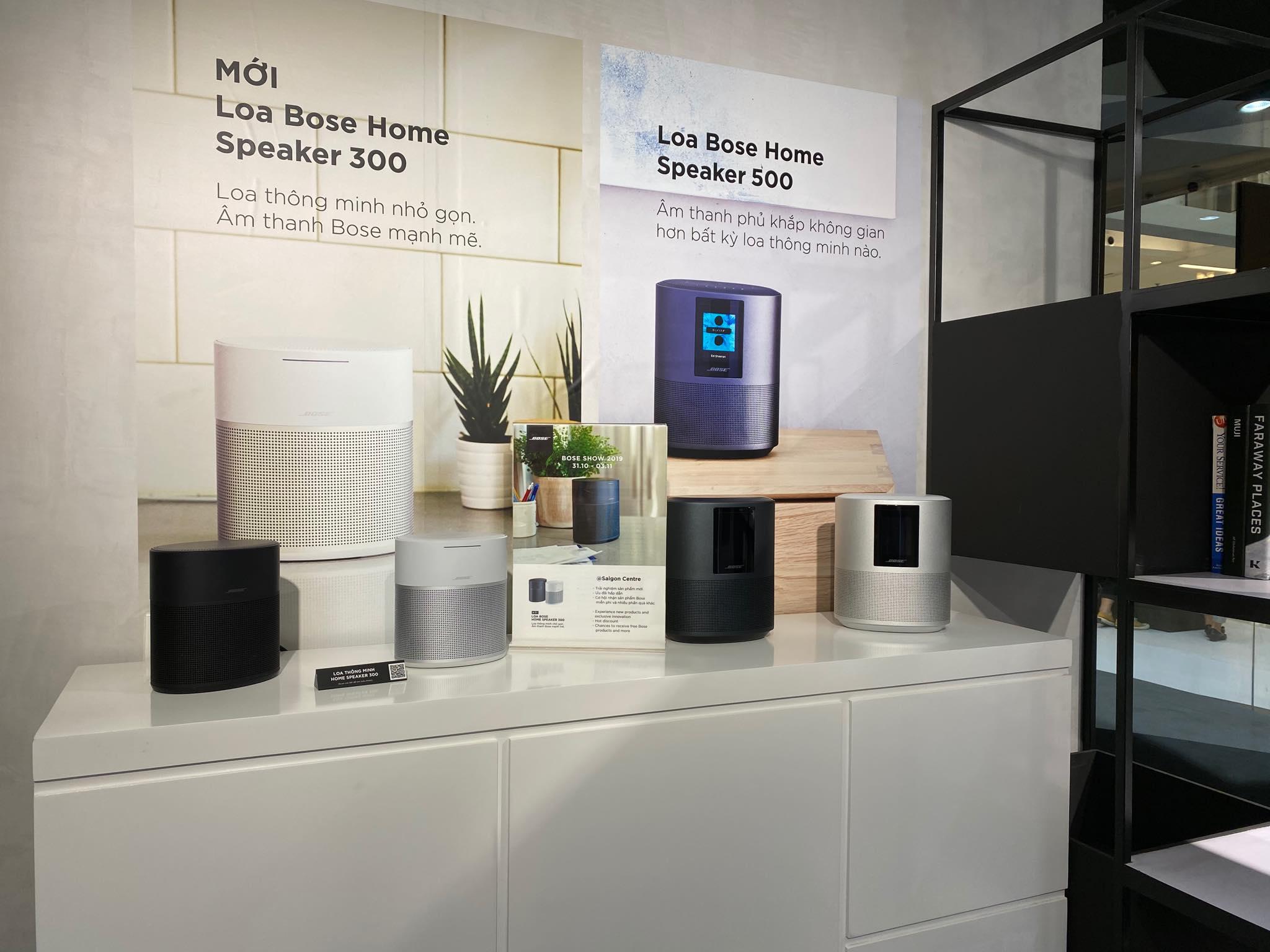 Bose Show 2019 – Sự kiện trải nghiệm sản phẩm âm thanh lớn nhất năm từ Bose