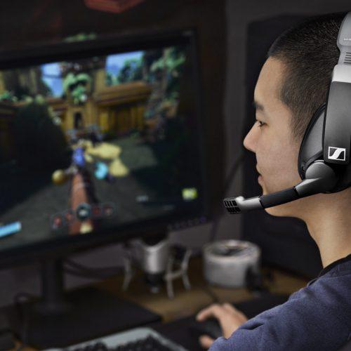 tai nghe gaming không dây GSP 370