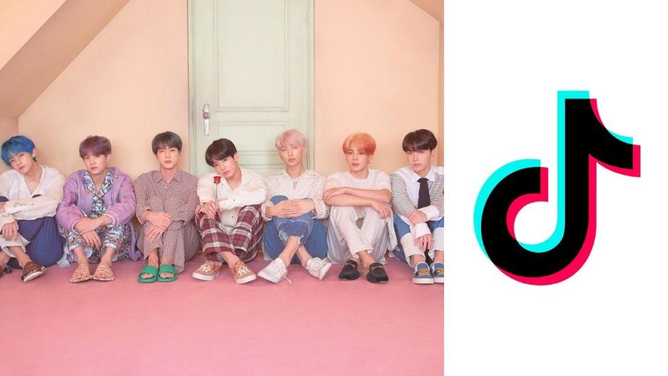 BTS lập kỷ lục Guinness mới với tài khoản TikTok với 1 triệu lượt theo dõi